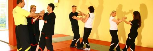 Wing Tsun & Escrima Trainingszeiten