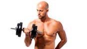 Produkt Muskelaufbau in Home