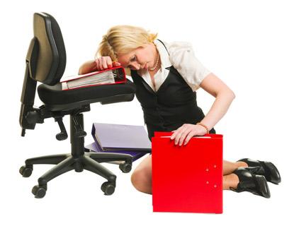 Warnsignale in Stressabbau / Anti-Burnout