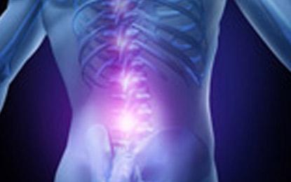 Rueckenschmerz in Rückenschmerzen